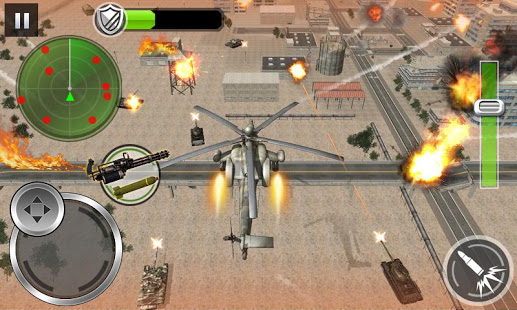 Télécharger Air Gunship Battle 3D pc