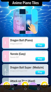 Télécharger Anime Piano - anime music piano tiles pc