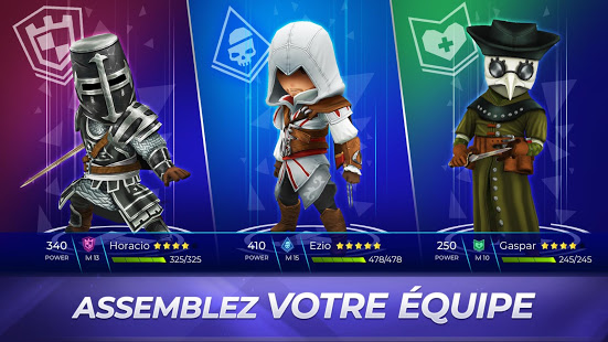 Télécharger Assassin's Creed Rebellion pc