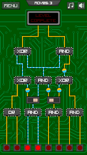 Télécharger Circuit Scramble - Computer Logic Puzzles pc