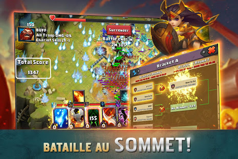 Télécharger Clash of Lords 2: Clash Divin pc