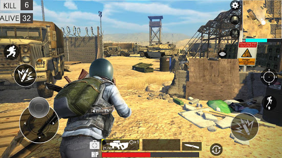 Télécharger Desert survival shooting game pc