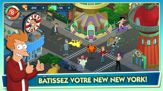 Télécharger Futurama: Worlds Of Tomorrow pc