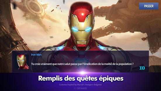 Télécharger MARVEL Future Fight pc