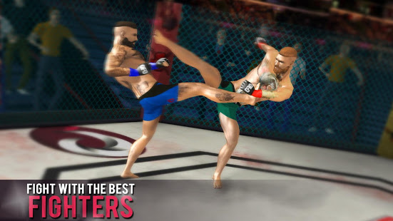 Télécharger MMA Fighting Games pc