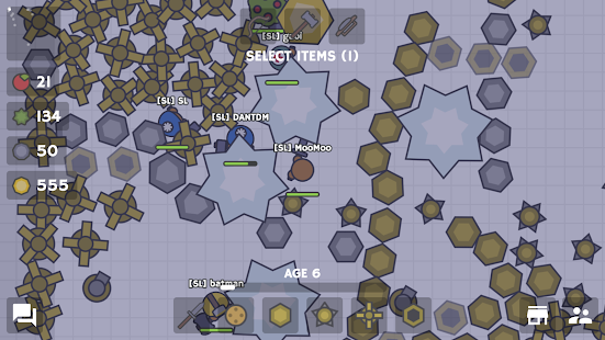 Télécharger MooMoo.io (Official) pc