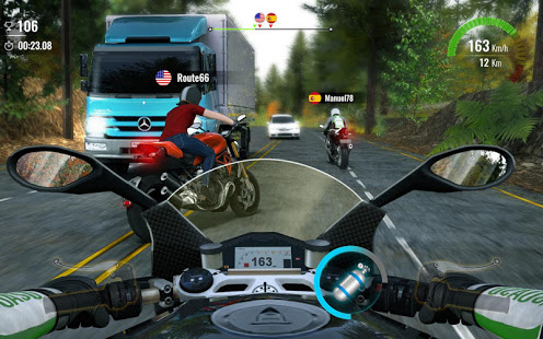 Télécharger Moto Traffic Race 2: Multiplayer pc