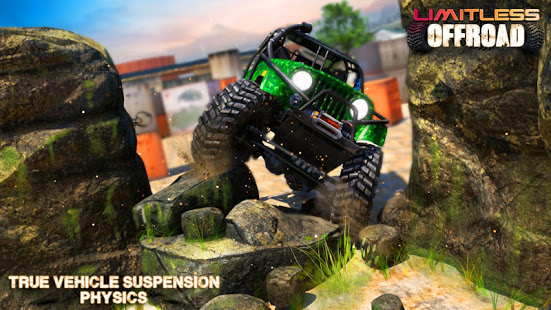 Télécharger Off Road Monster Truck Driving - SUV Car Driving pc