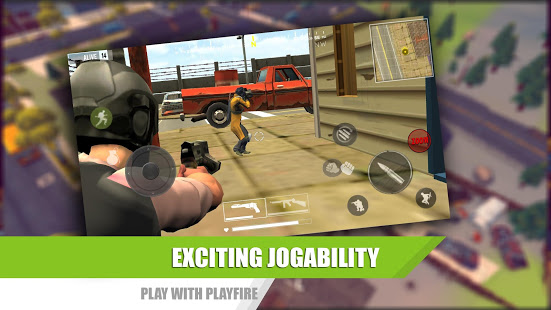 Télécharger Play Fire Royale - Free Online Shooting Games pc
