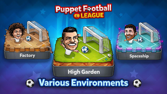 Télécharger Puppet Soccer 2019: Football Manager pc