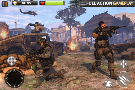 Télécharger Real Commando Secret Mission - Free Shooting Games pc