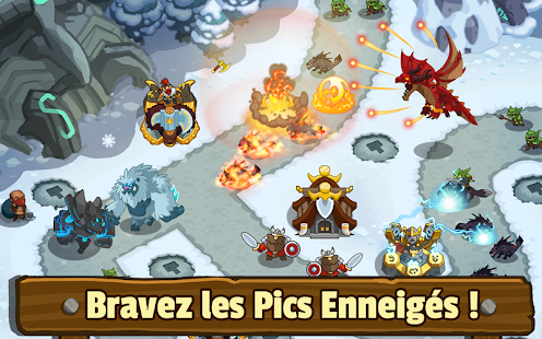 Télécharger Realm Defense: Hero Legends Défense de tours TD pc