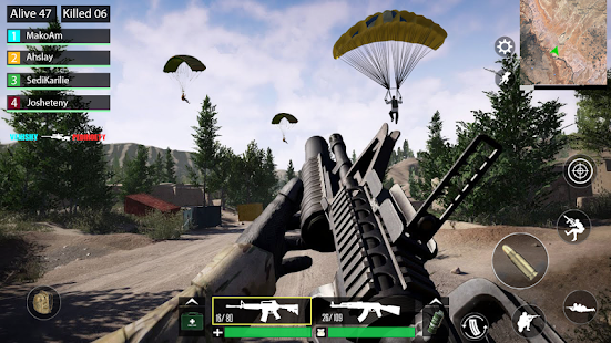 Télécharger Royale Battleground War: Free Fire Firing Squad pc