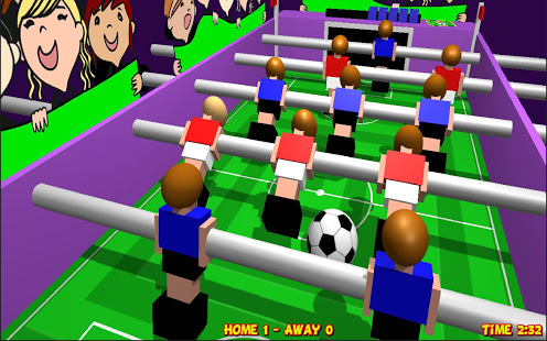 Télécharger Table Football, Soccer 3D pc
