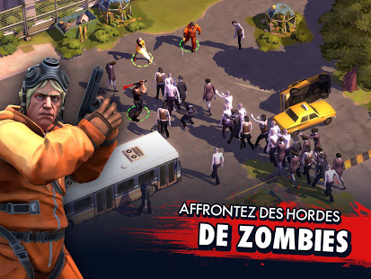 Télécharger Zombie Anarchy: Survival Strategy Game pc