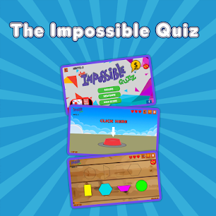 Télécharger The Impossible Quiz - Genius & Tricky Trivia Game pour pc et Mac