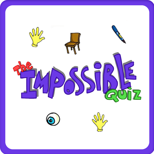 '.The Impossible Quiz - Genius & Tricky Trivia Game.' pour pc et mac
