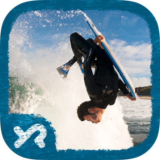 The Journey – Jeu de Bodyboard