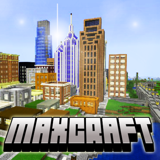 '.The MaxCraft Pro Crafting Adventure Games.' pour pc et mac