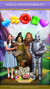 Télécharger The Wizard of Oz Magic Match 3 pour pc et Mac