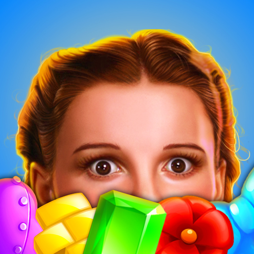'.The Wizard of Oz Magic Match 3.' pour pc et mac