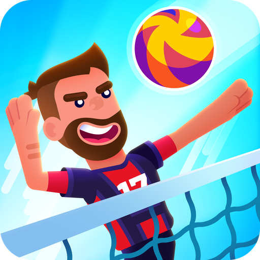'.Volleyball Challenge - volleyball game.' pour pc et mac