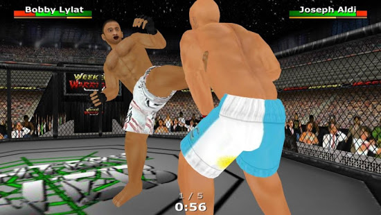 Télécharger Weekend Warriors MMA pour pc et Mac